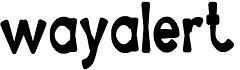 WayAlert